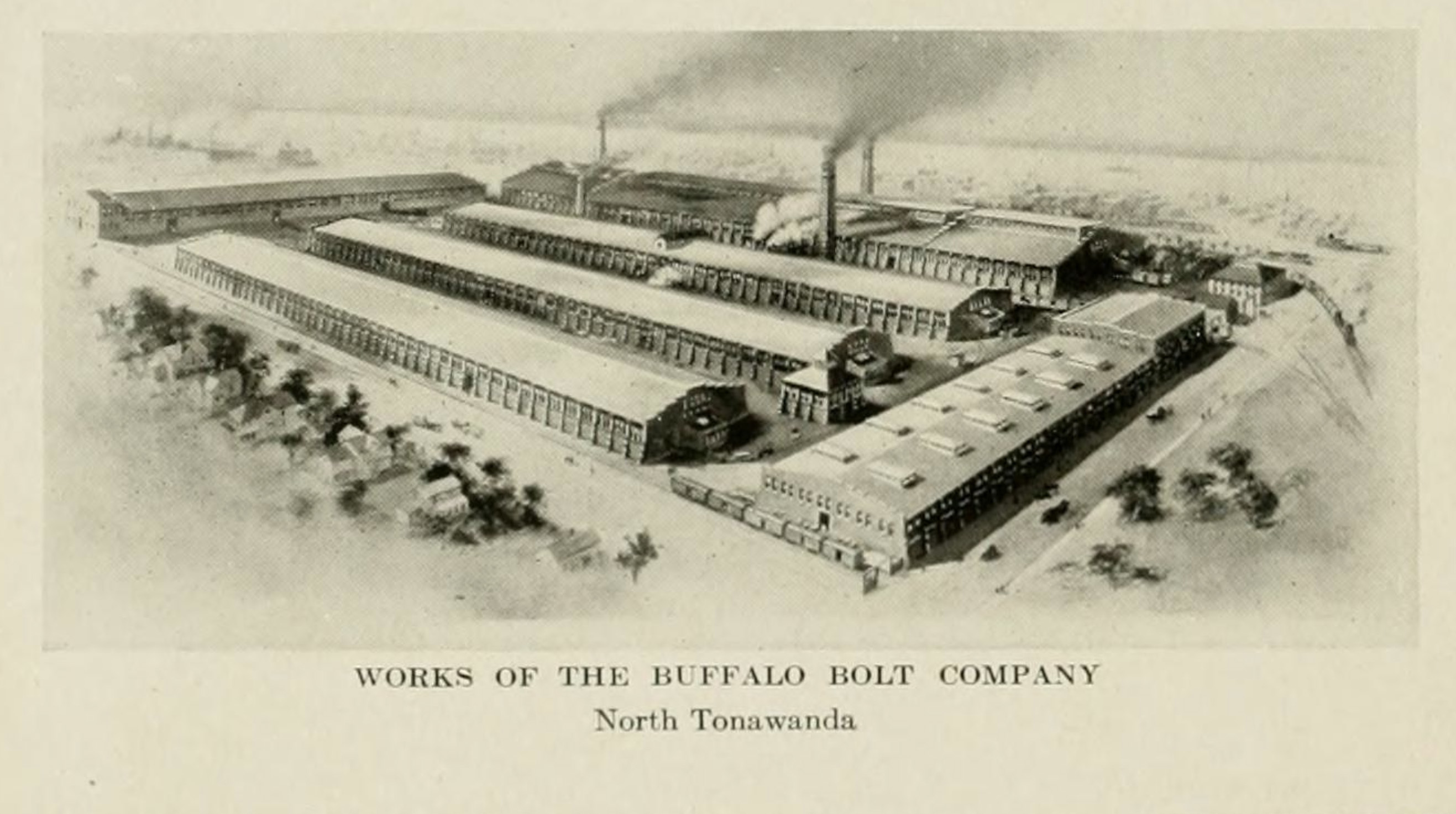 Works of the Buffalo Bolt Company, photo (Greater Buffalo & Niagara frontier, Buffalo Chamber of Commerce, 1914).jpg