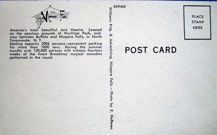 Melody Fair, postcard, back.jpg