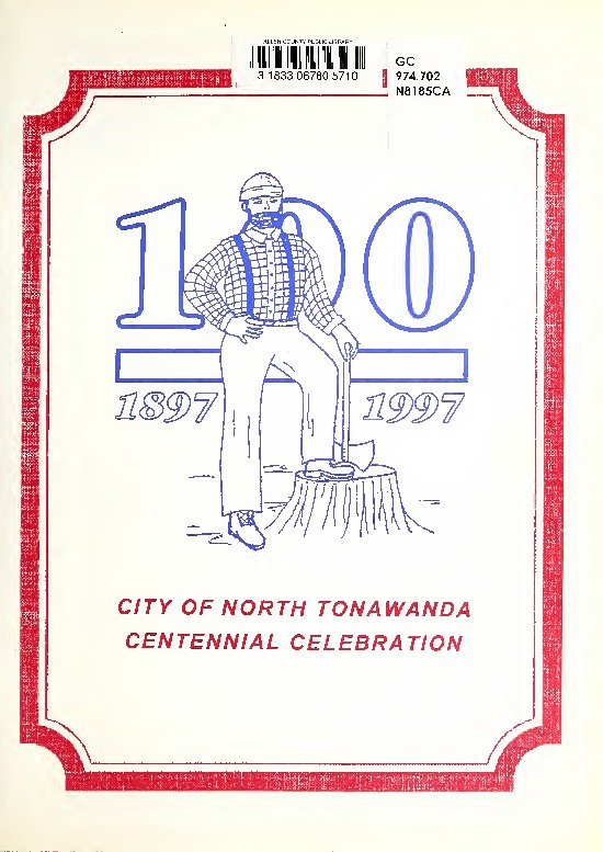 City of North Tonawanda, Centennial Celebration, book (1997).pdf