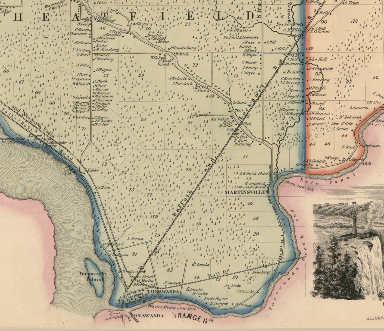 Map of Niagara County, detail (LOC, 1852).jpg