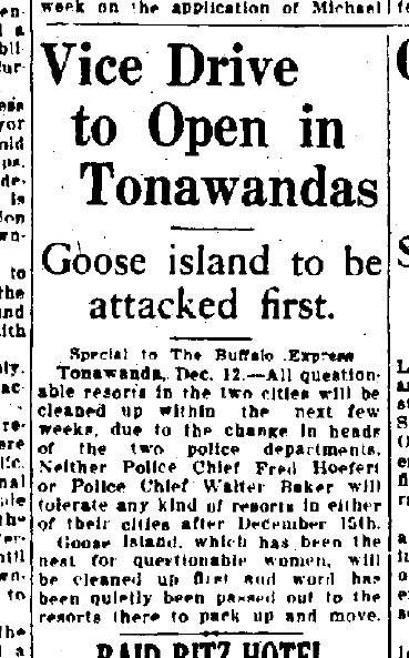 1925-12-13 Vice Drive to Open in Tonawandas, article (Buffalo Express).jpg