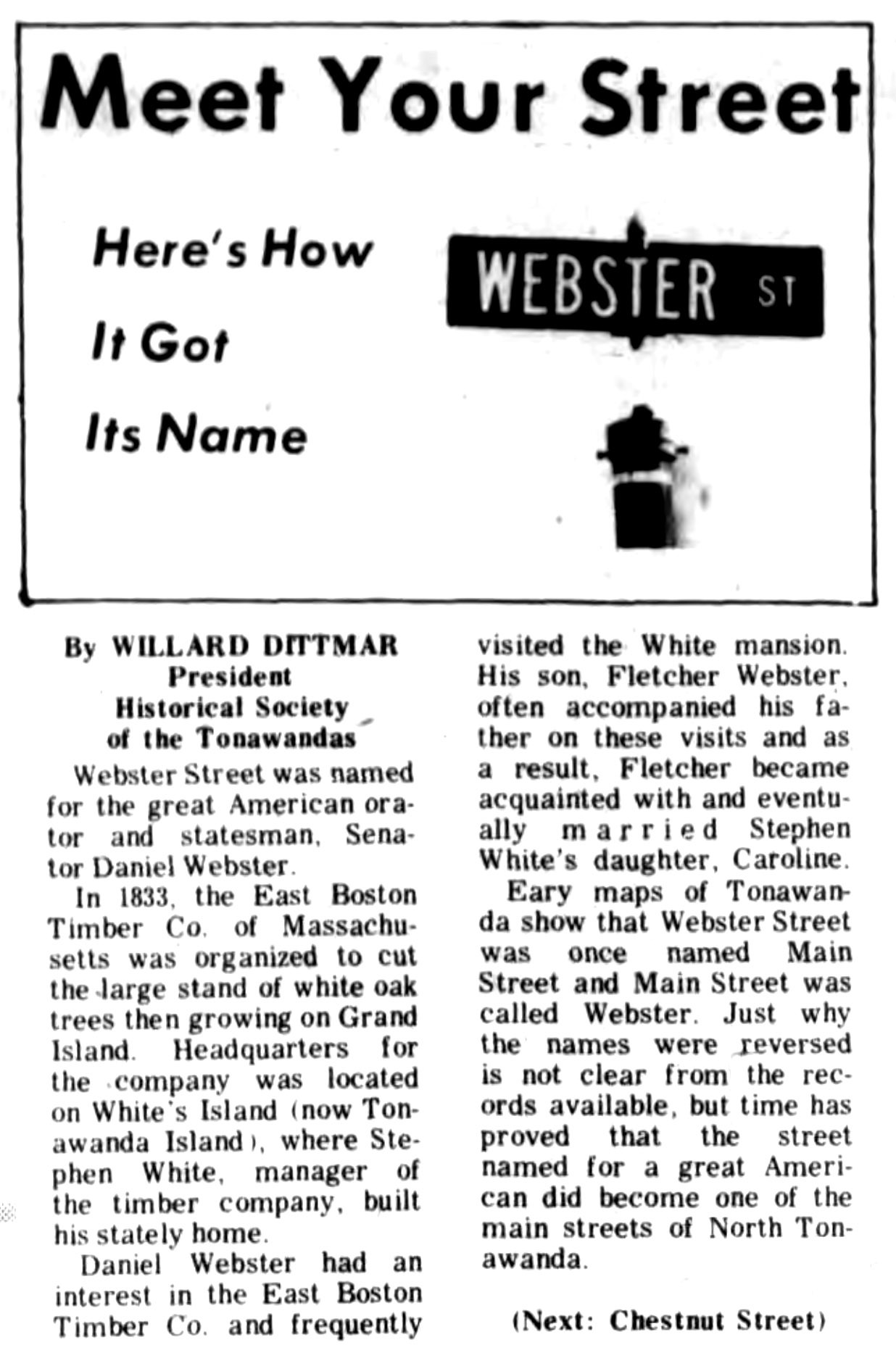 Meet Your Street - Webster Street (Tonawanada News, 1969-10-25).jpg