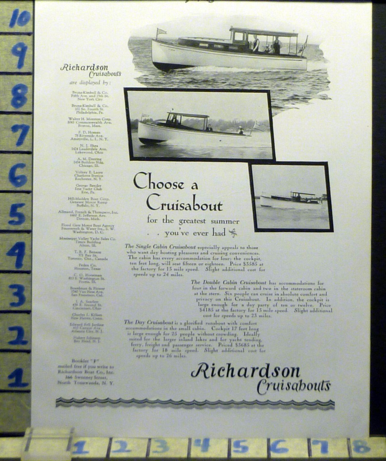 Richardson Cruisabout, photo ad (1930).jpg