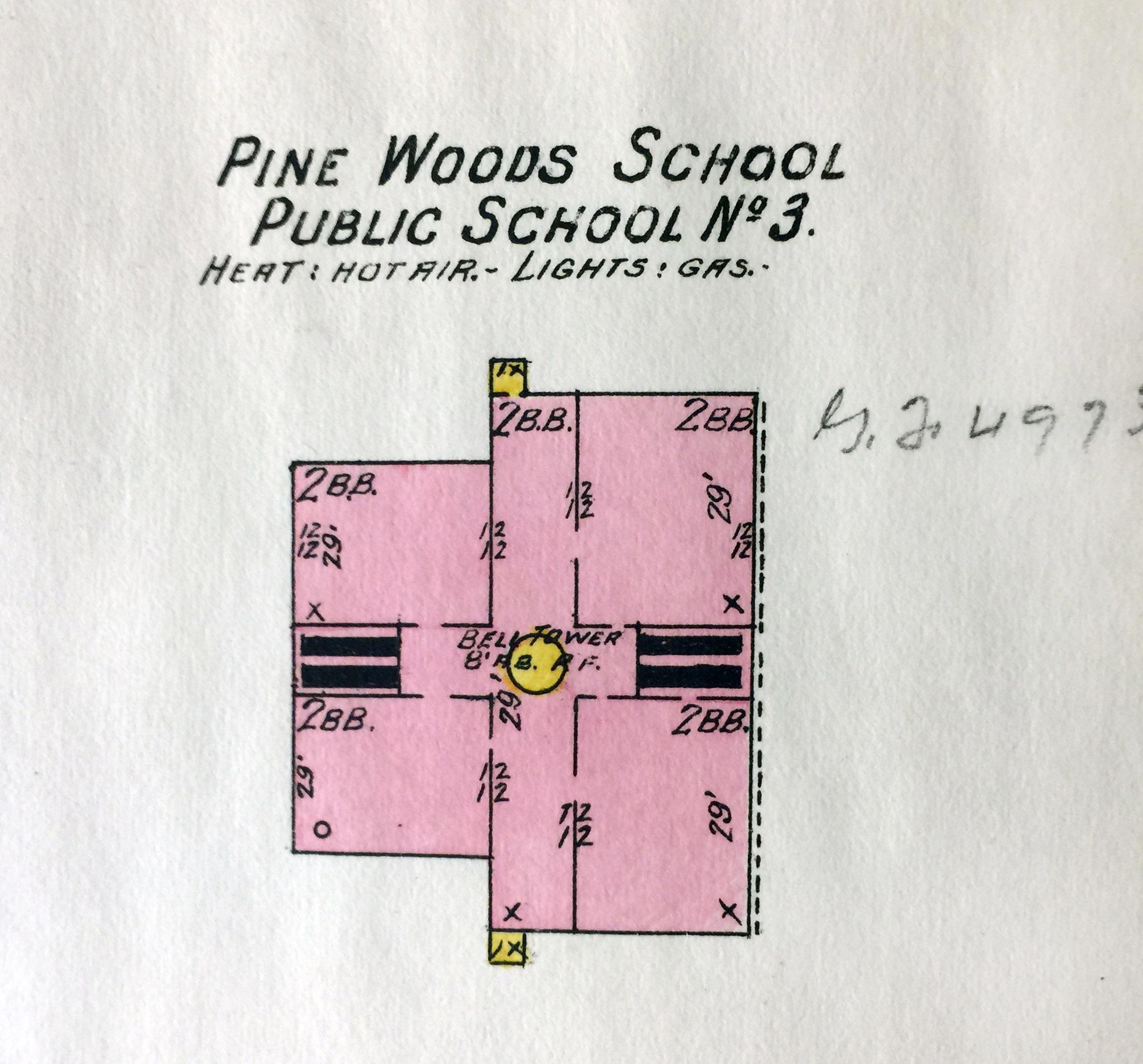 Pine Woods School, map detail (Sanborn Map Company, 1910).jpg