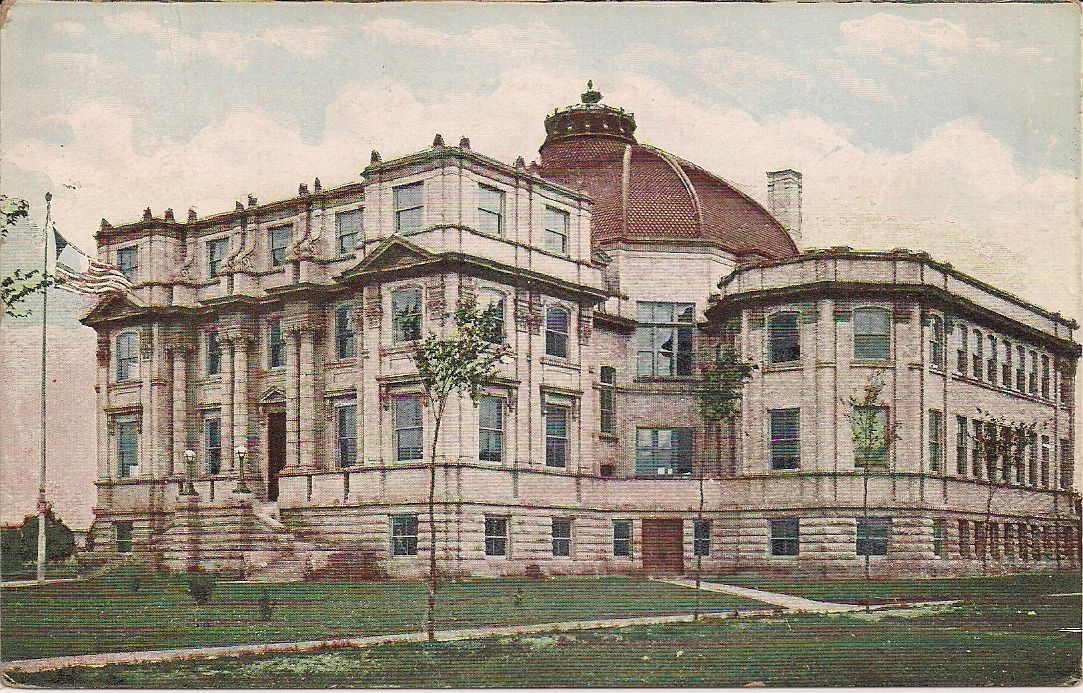 Felton High School, postcard (1912).jpg