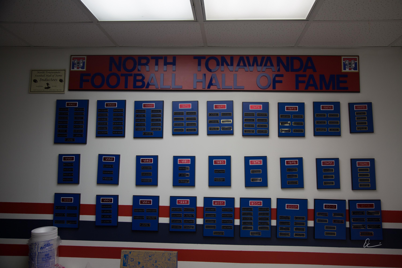 Inductees, North Tonawanda Football Hall of Fame, photo (2017).jpg