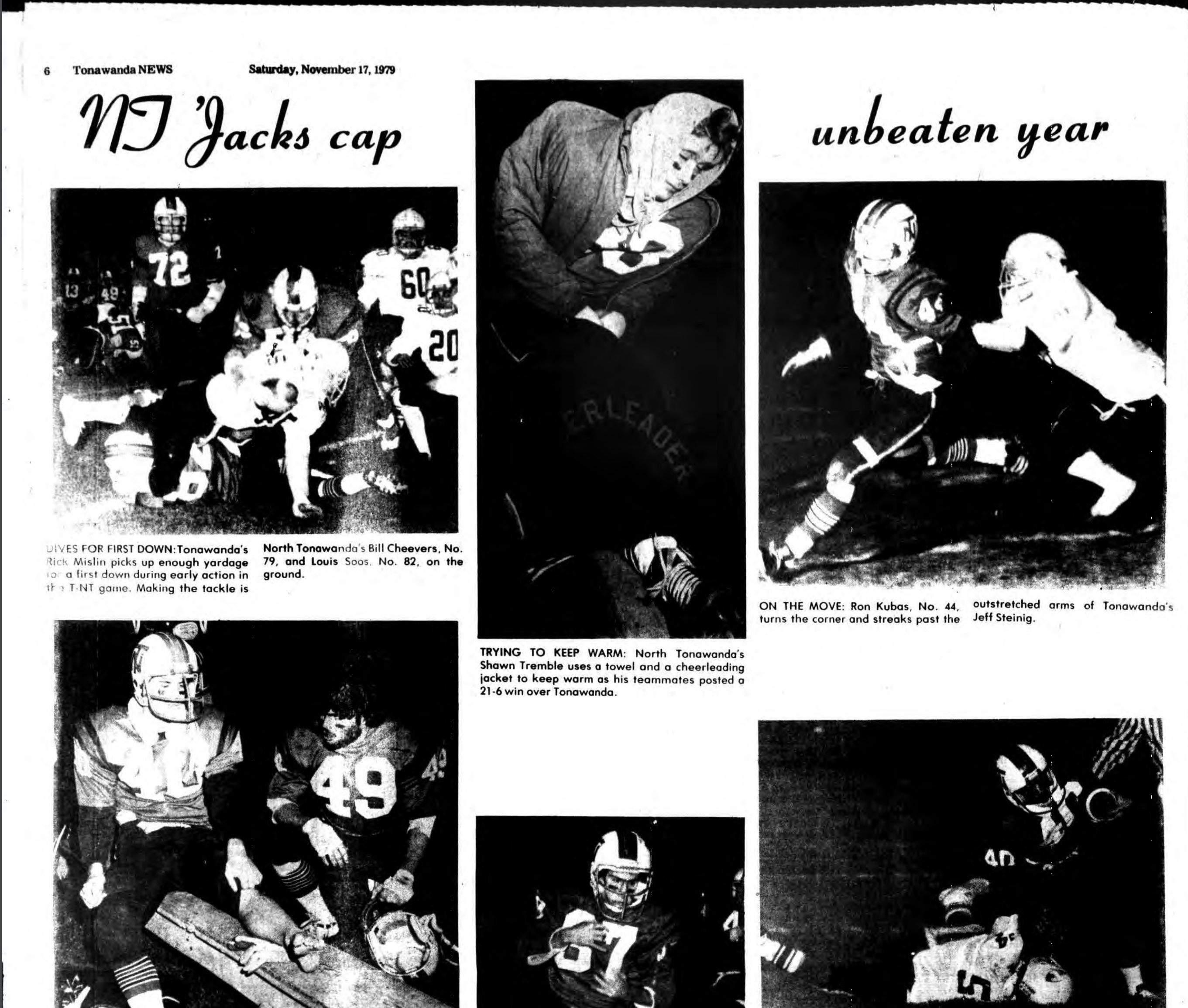 NT Jacks picture page, article (Tonawanda News, 1979-11-17).jpg