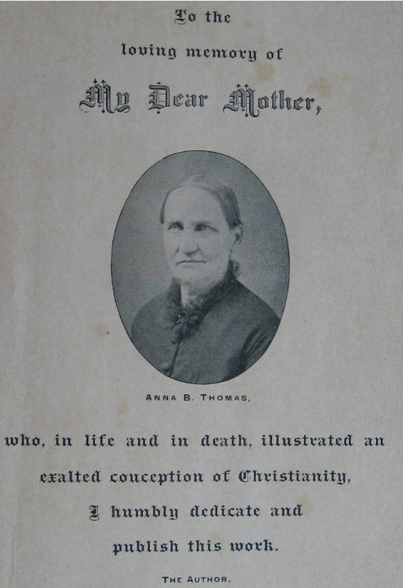 Genealogy of Benjamin Long, dedication (1898).jpg