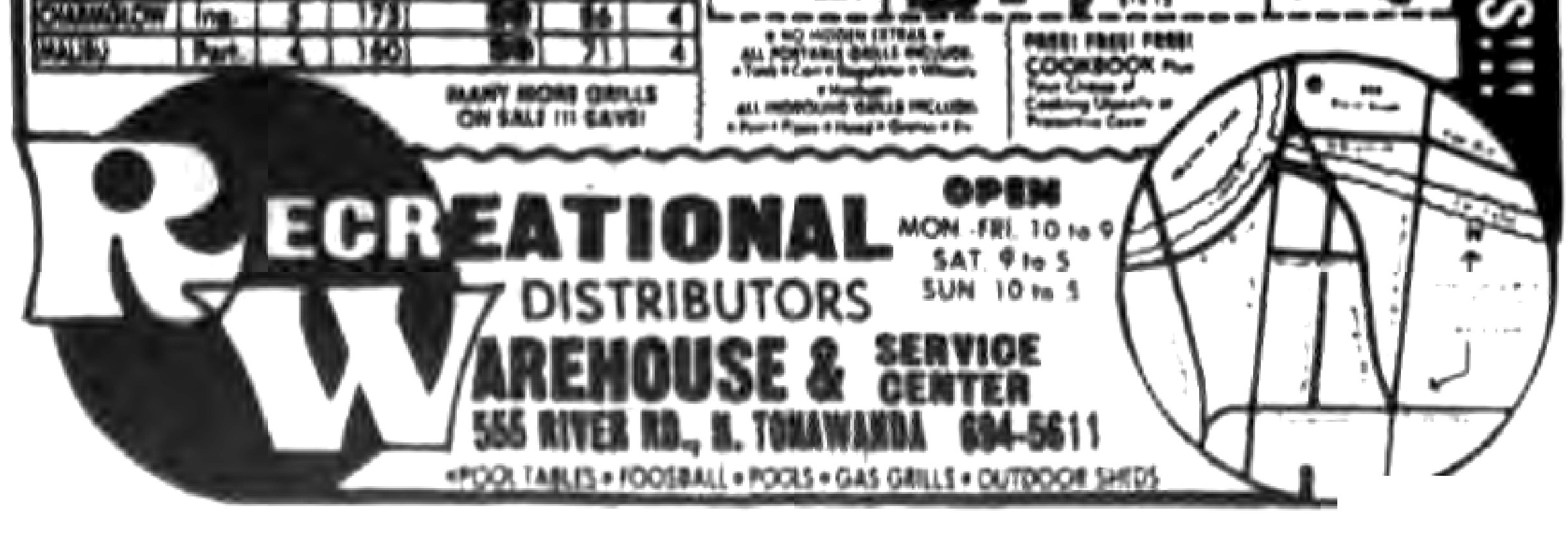 Recreational Warehouse logotype from ad (1977).jpg