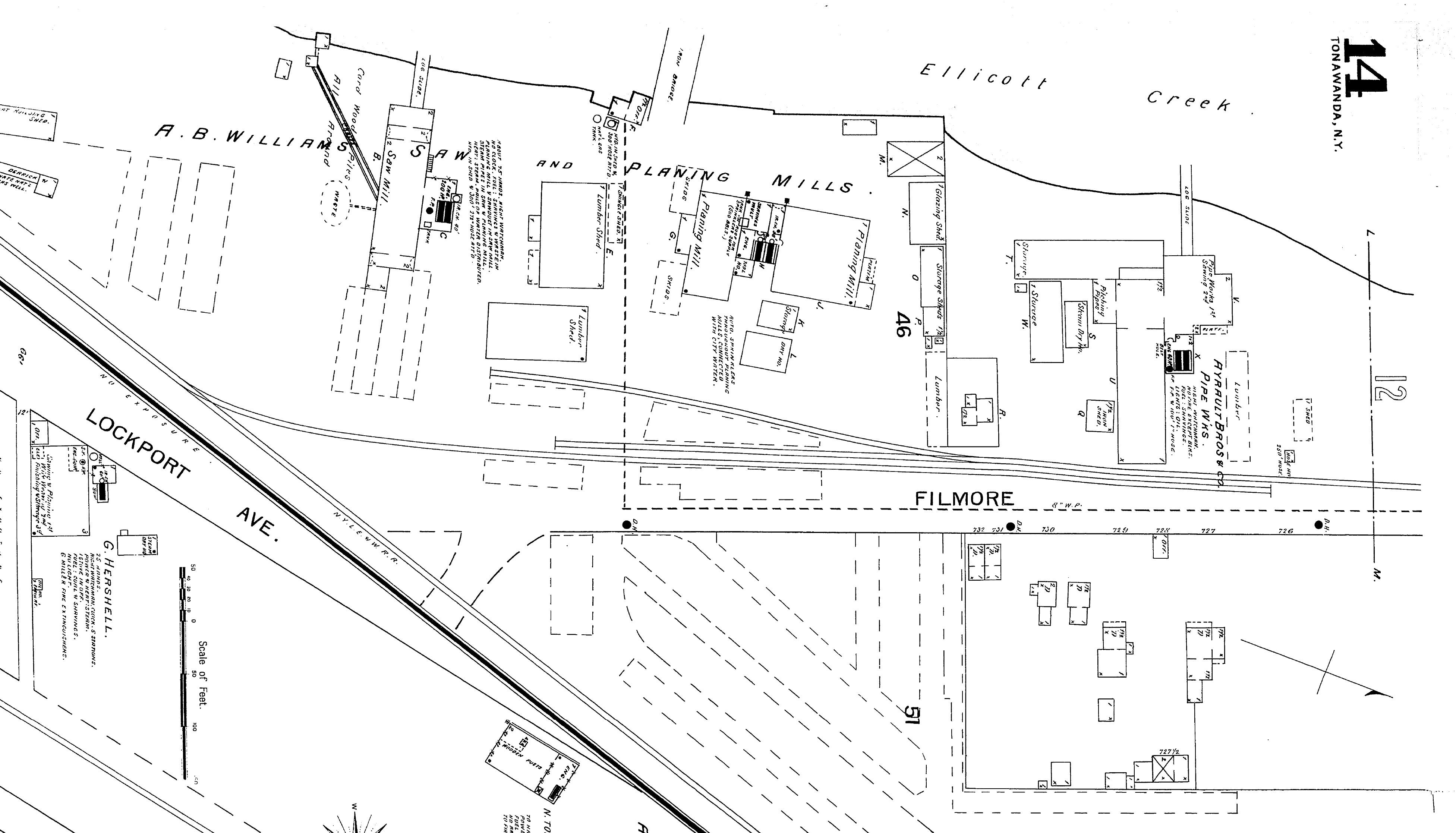 A. B. Williams Planing Mill, Tonawanda (Sanborn Map Co., 1893).jpg