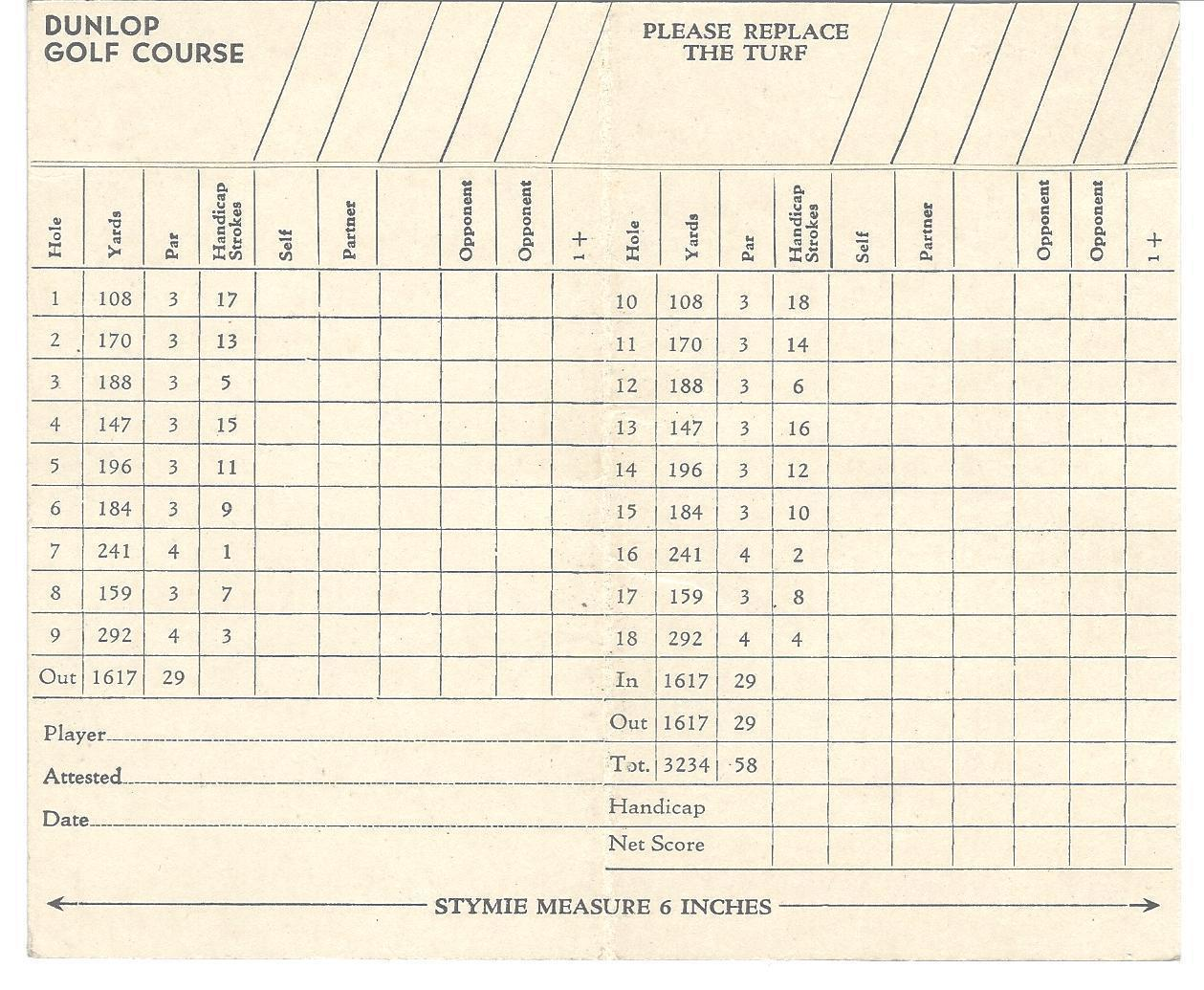 Dunlop Golf Course, scorecard2 (c1930).jpg