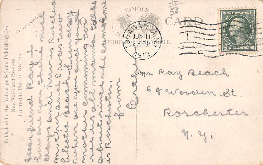 First M. E, Church, postcard, reverse (1912).jpg