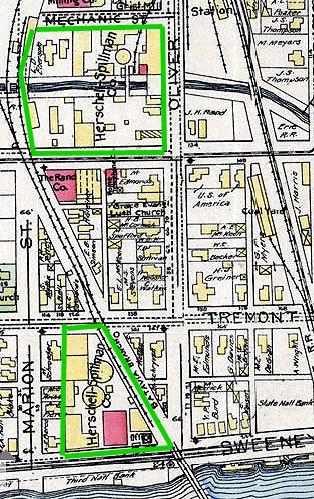 Herschell-Spillman Factories, highlighted map (1908).jpg