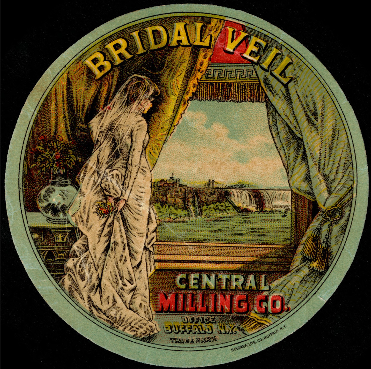 Bridal Veil, Central Milling Co., Illustrated trade card (c1880).jpg