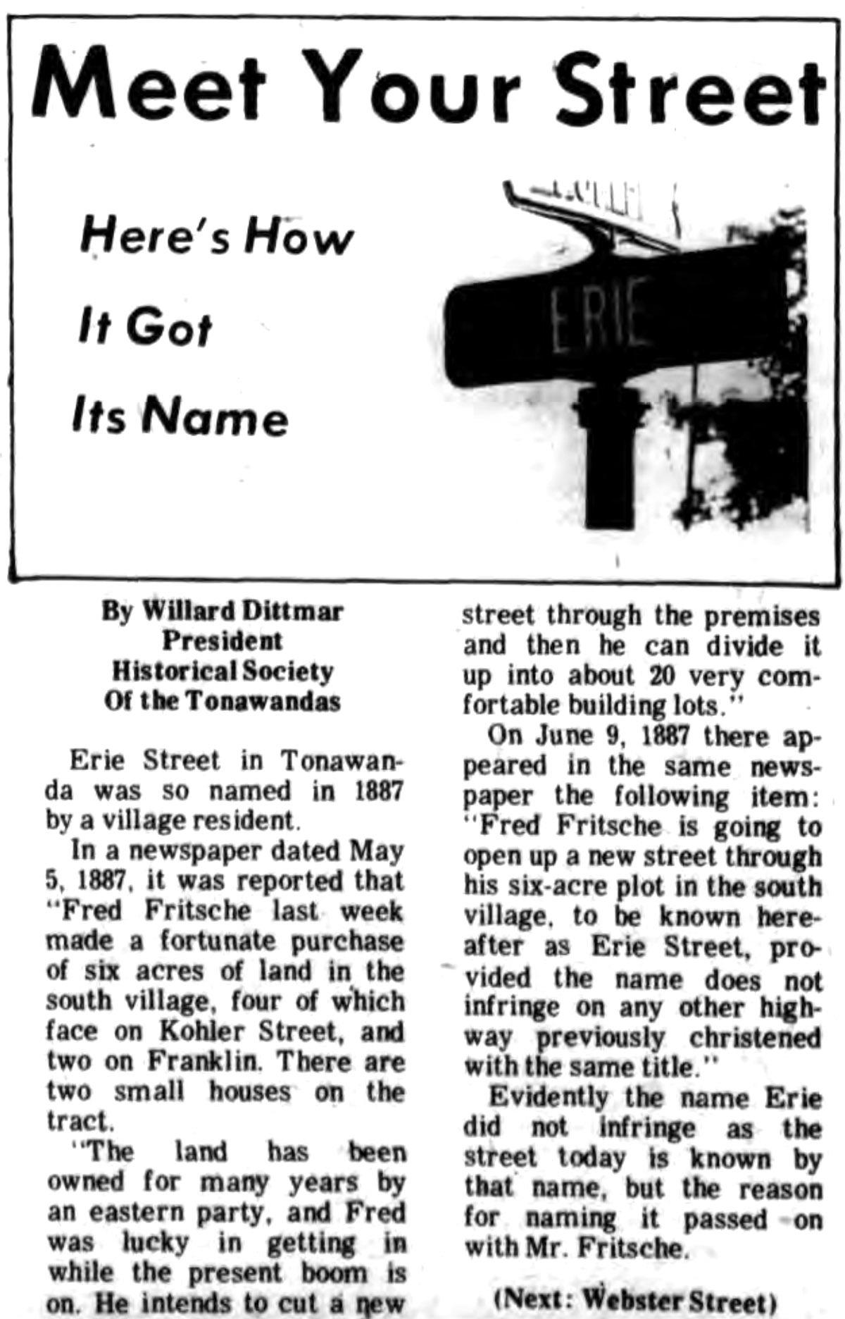 Meet Your Street - Erie Street in Tonawanda (Tonawanada News, 1969-10-18).jpg