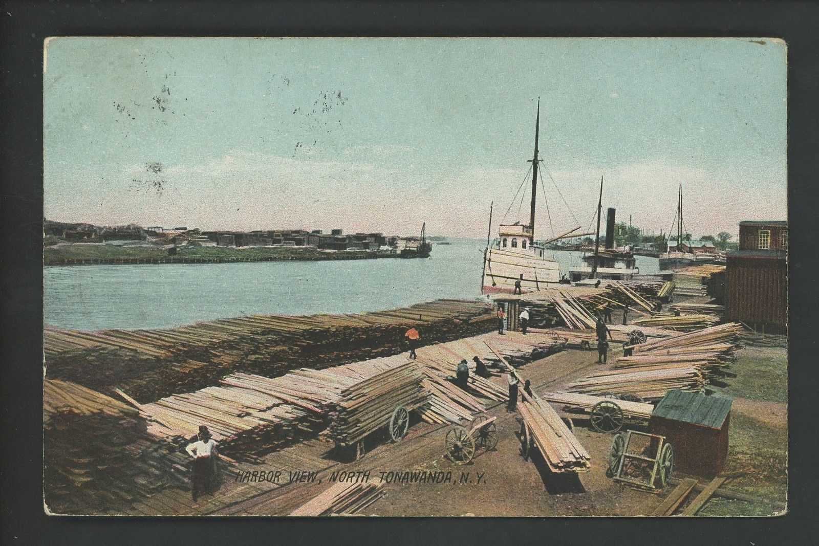 Harbor Image, postcard.jpg