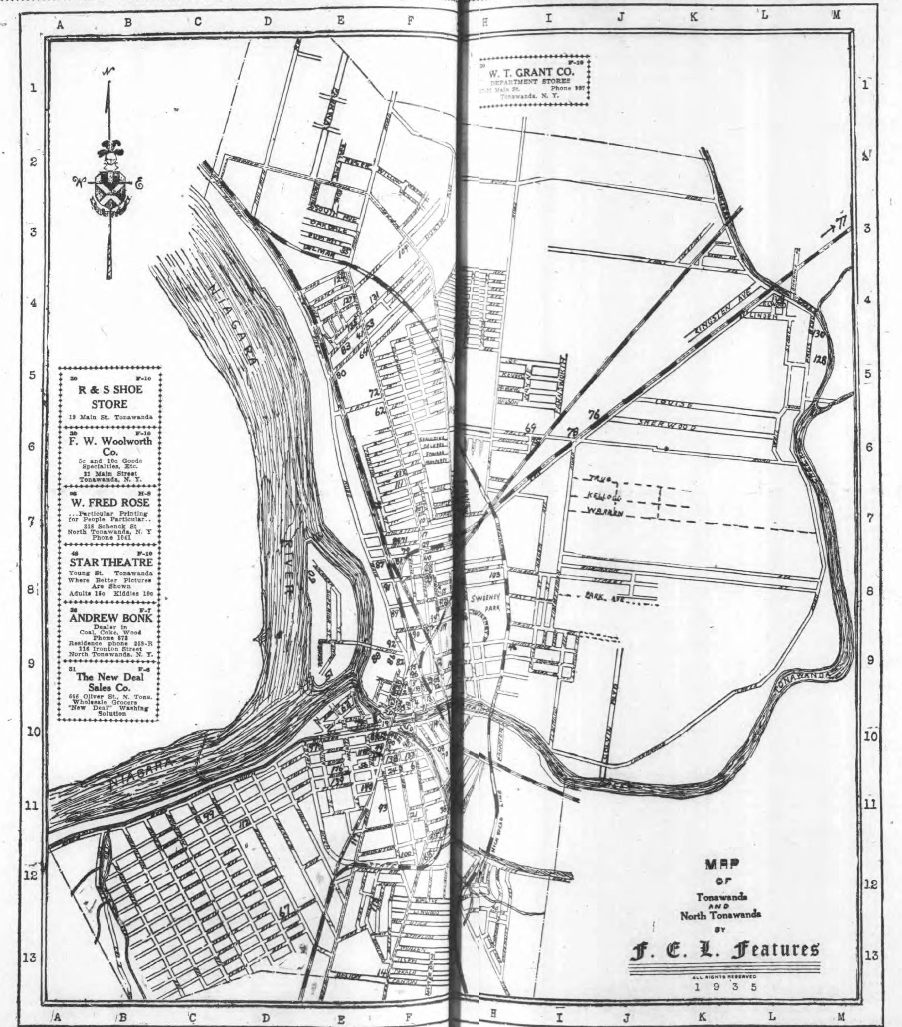 Map of Tonawanda and North Tonawanda (1935, Tonawanda News).jpg