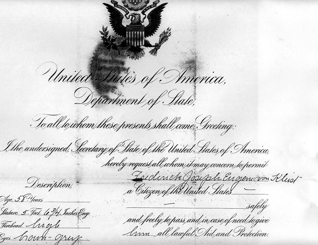 U.S. Department of State Permitor Eugene von Kleist (1911-06-22).gif