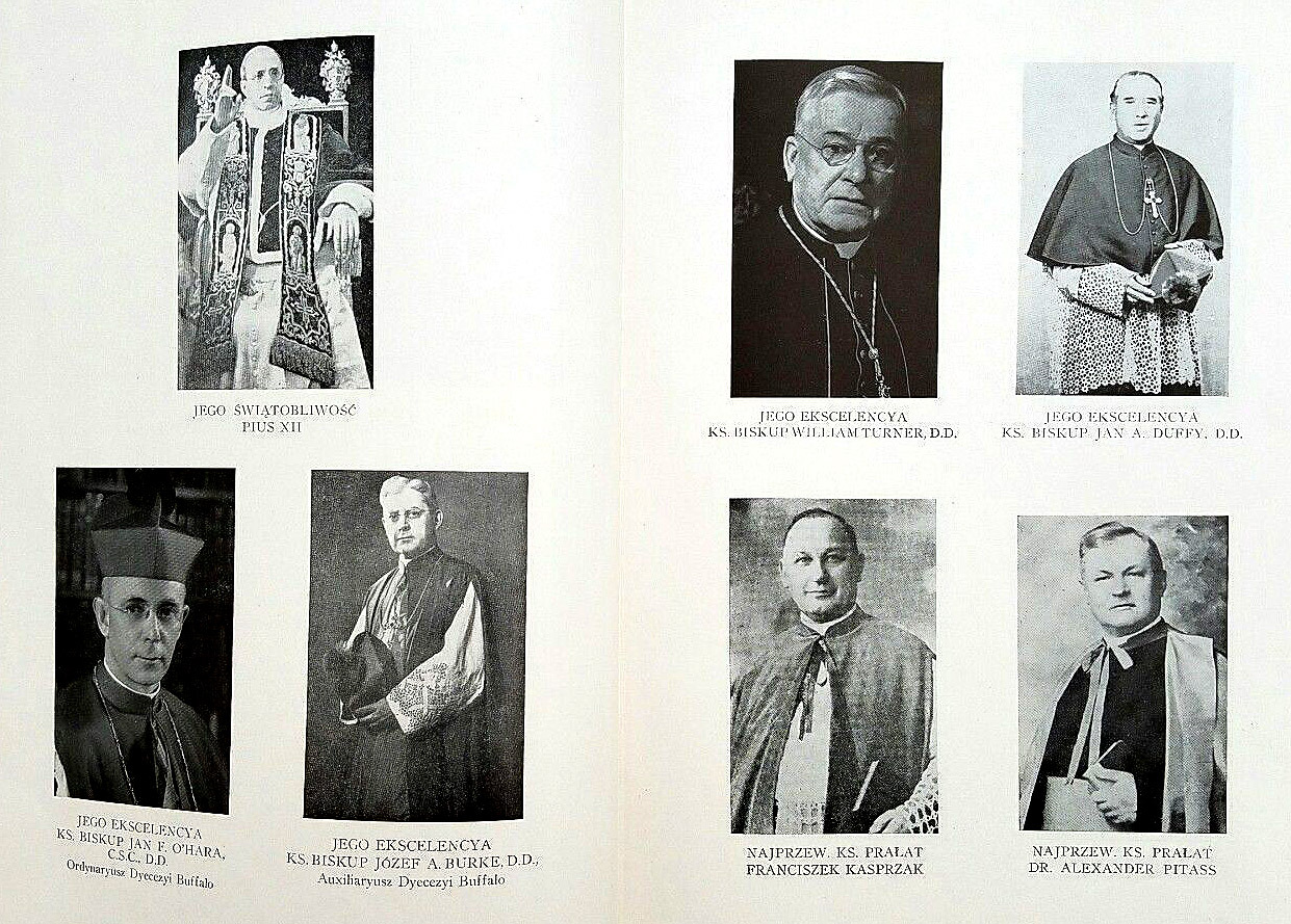 Our Lady of Czestochowa, yearbook photos (1945).jpg