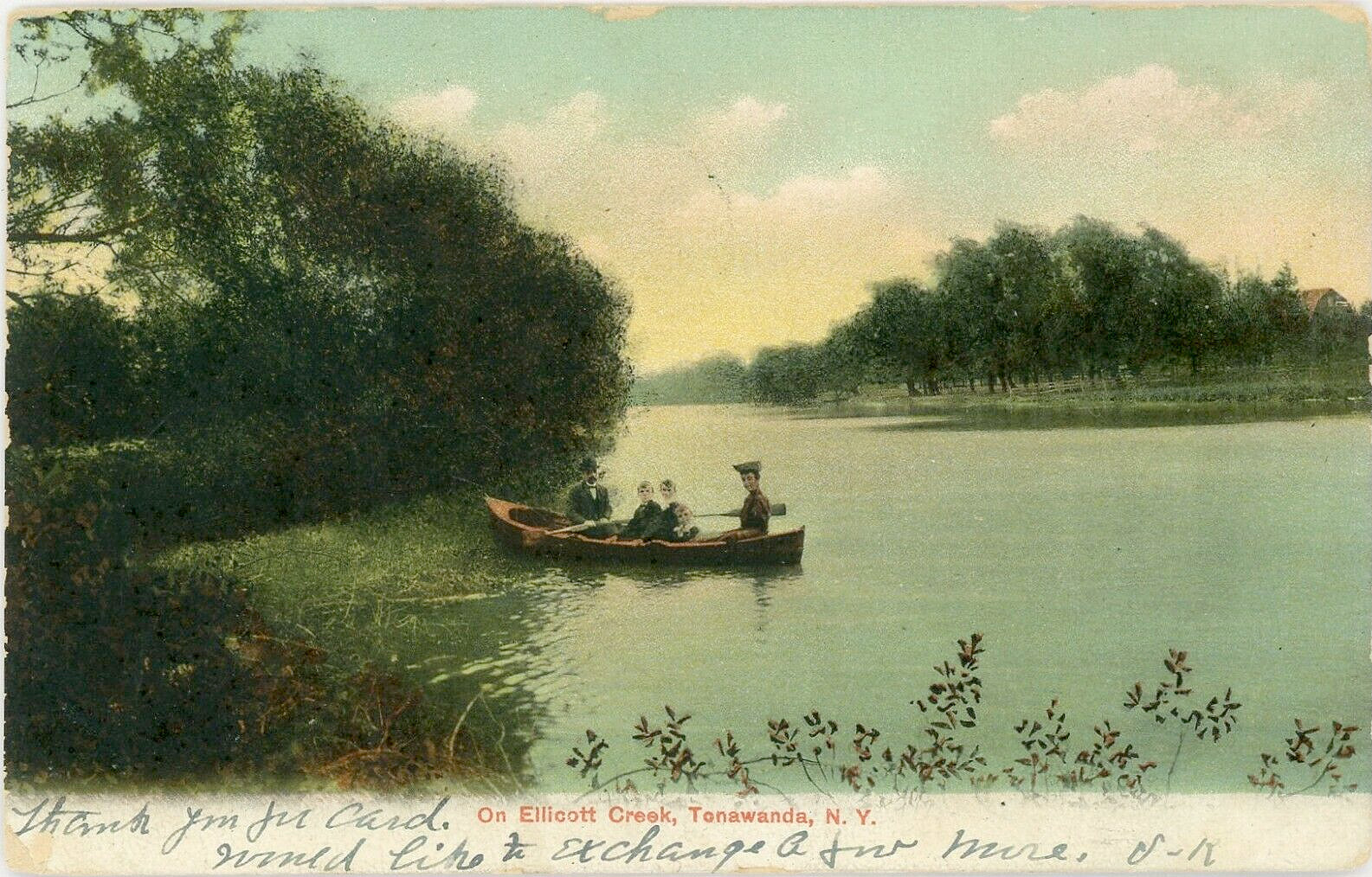 On Ellicott Creek, postcard (1907-03-05).jpg