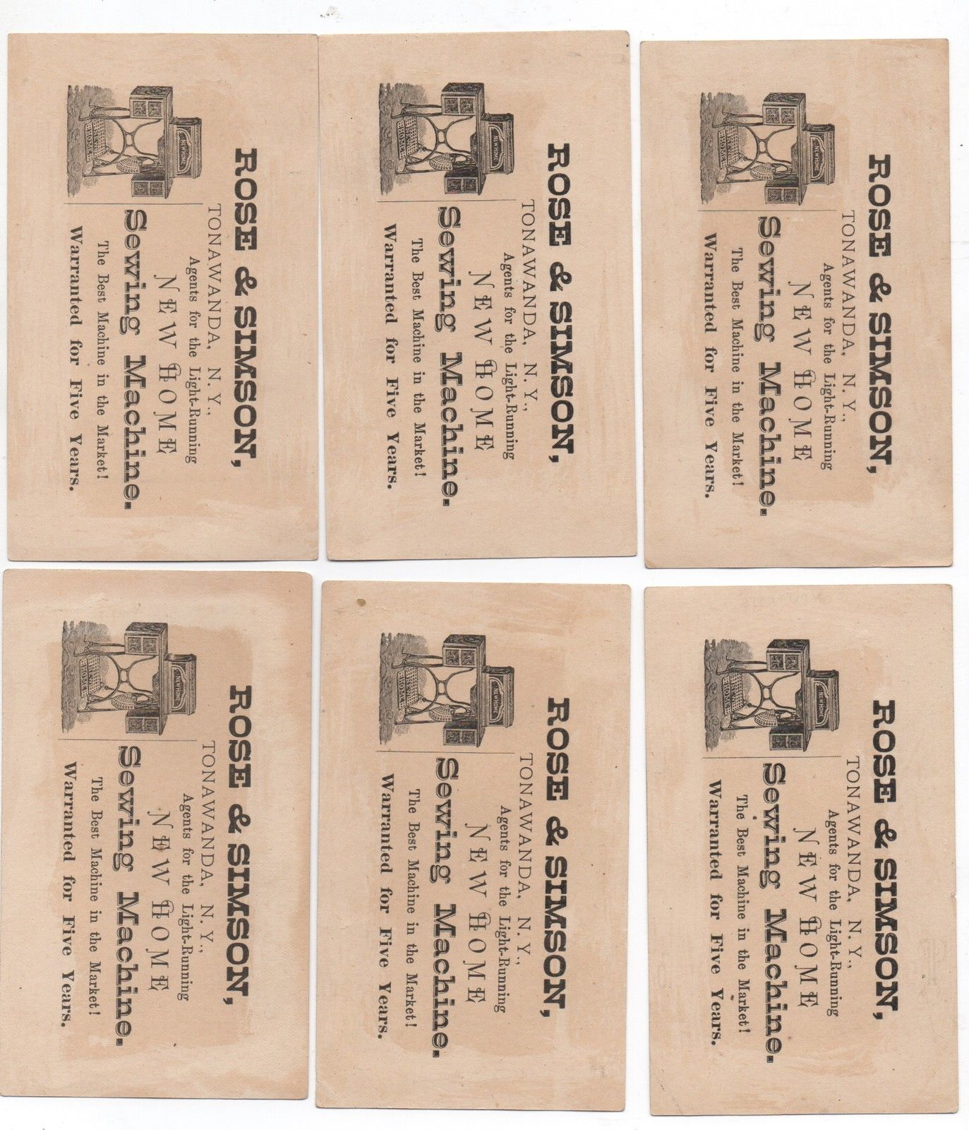 Rose and Simson, New Home Sewing Machine illustrated cards reverse (c1880) .jpg