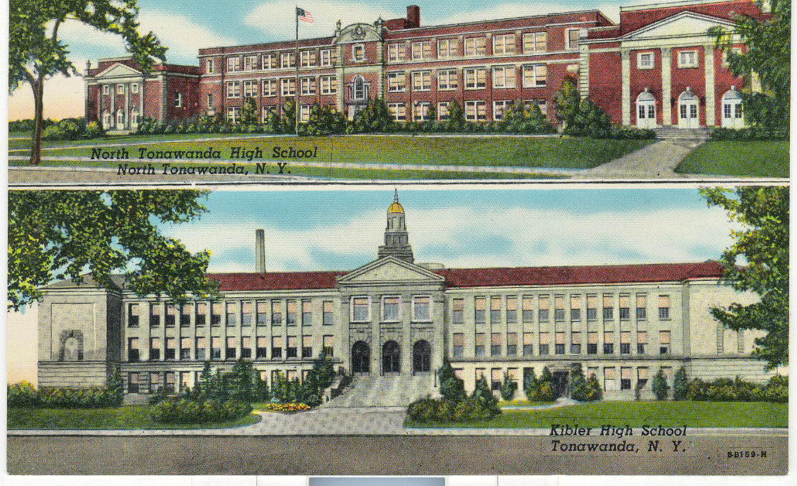NT and Tonawanda High Schools, postcard.jpg