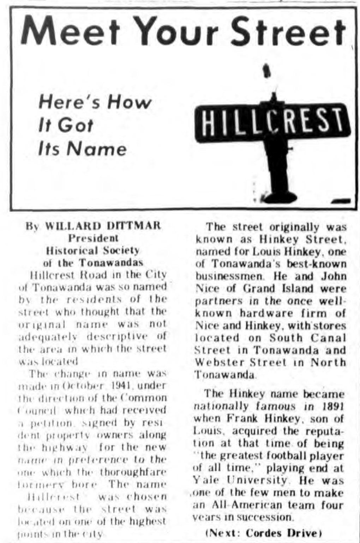 Meet Your Street - Hillcrest Road in Tonawanda (Tonawanada News, 1970-06-06).jpg