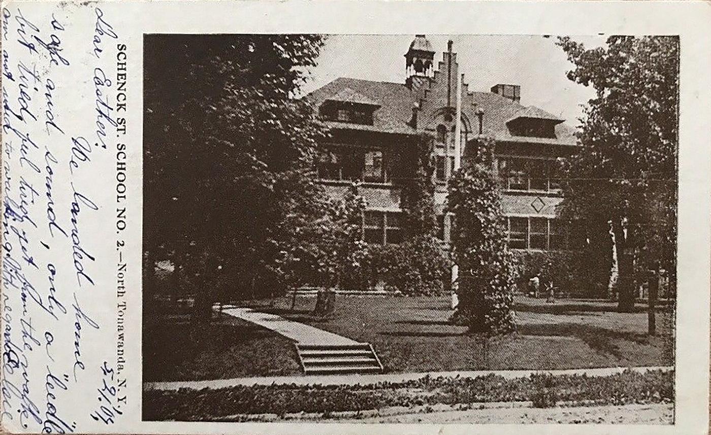 Schenck Street School No.2, postcard (1907).jpg