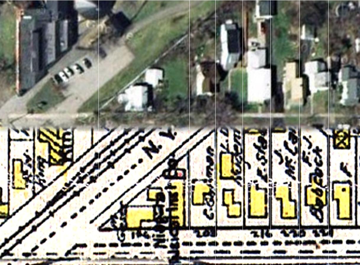 Niagara MIMC, comparison of 1908 map and 2008 Google satelllte.jpg
