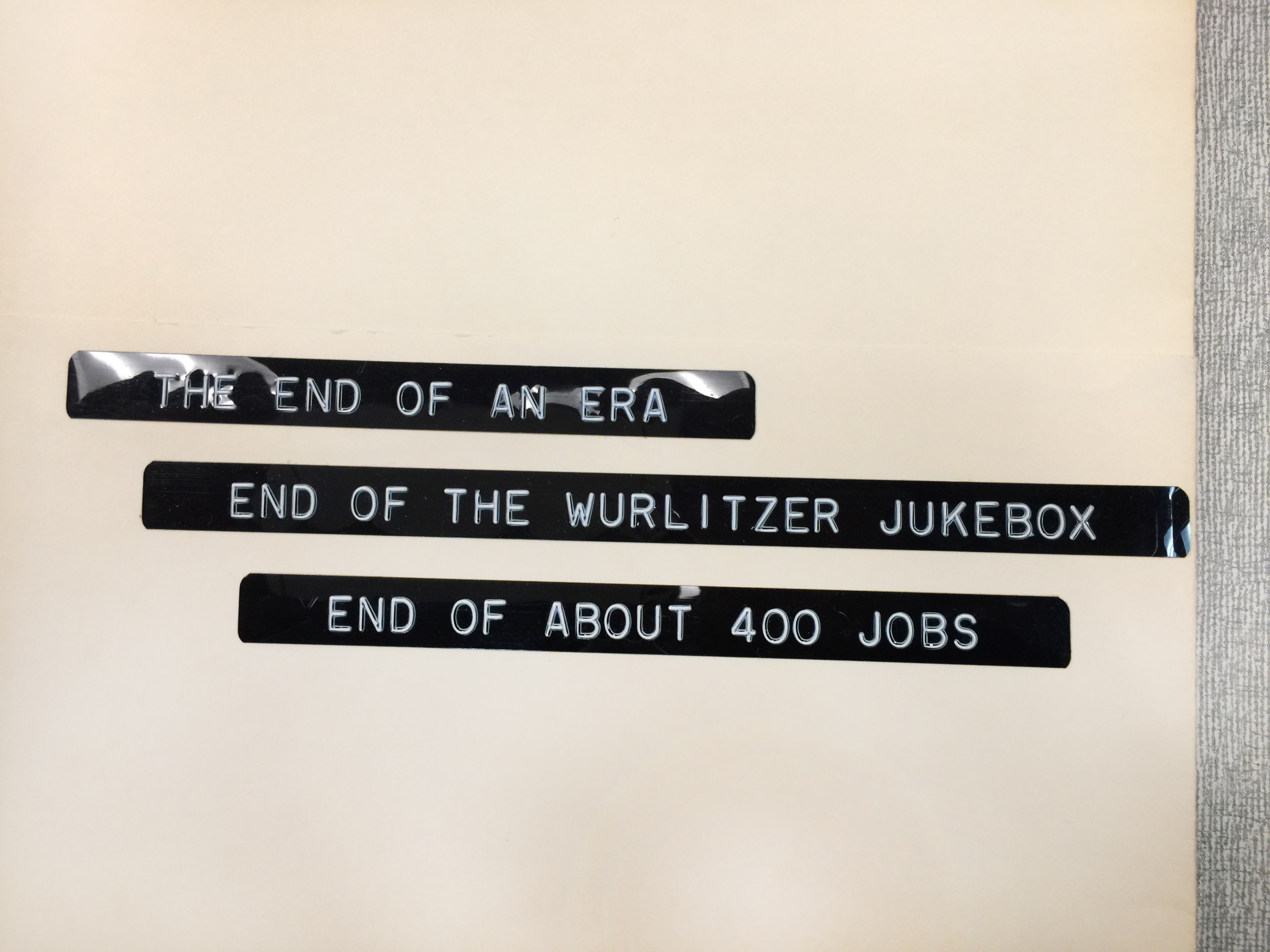 The End of an Era, epitaph in black label in NTPL Wurlitzer binder (c1975).jpg