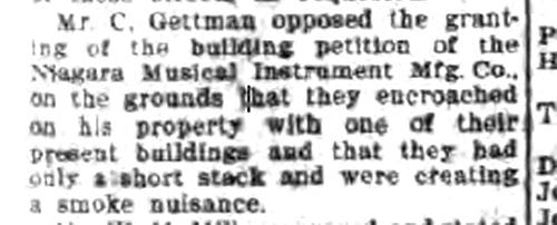 Niagara should not be expanded, Common Council Notes (Tonawanda News, 1910-07-29).jpg