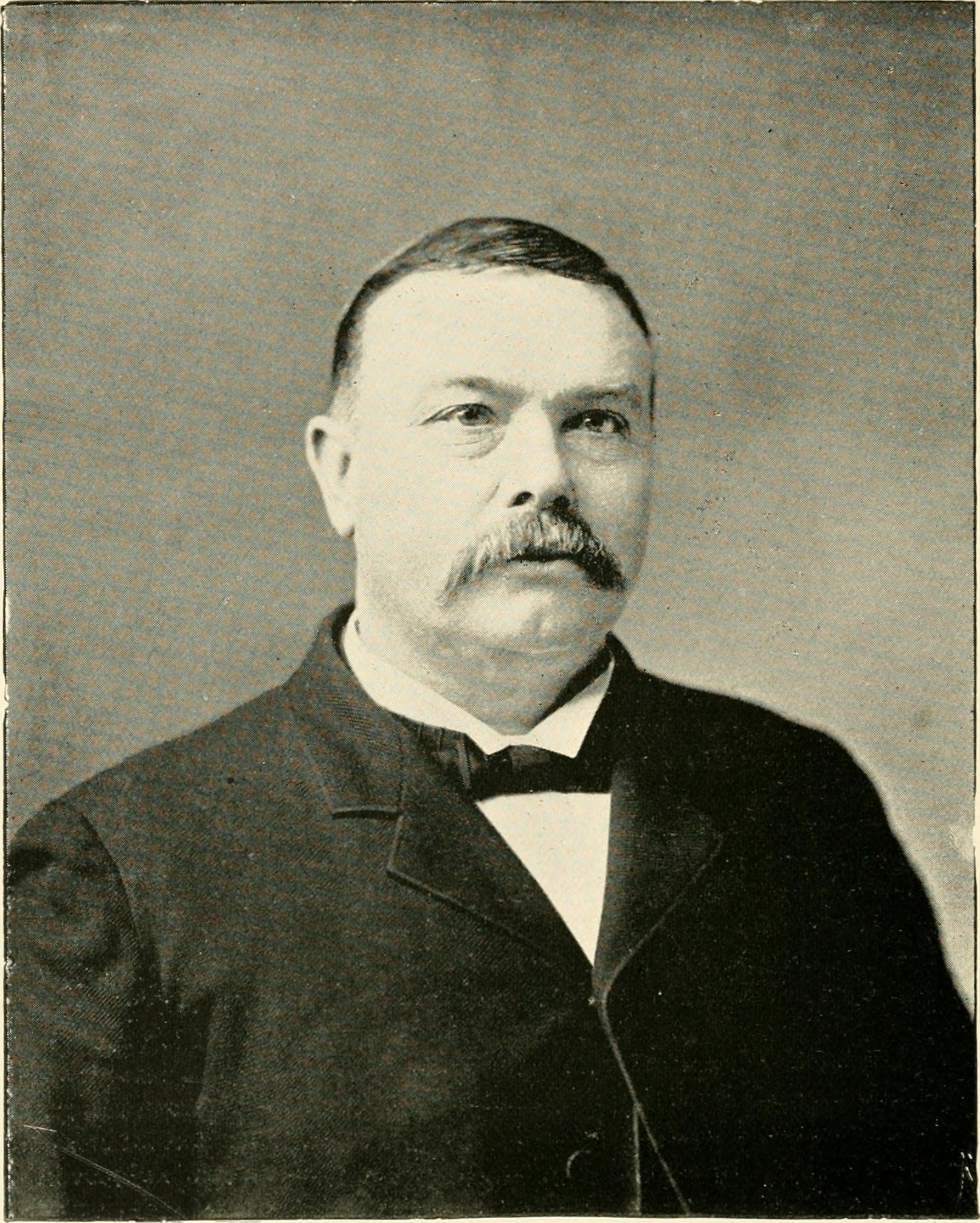 James Armitage, photo portrait (Landmarks of Niagara County, 1897 PD).jpg
