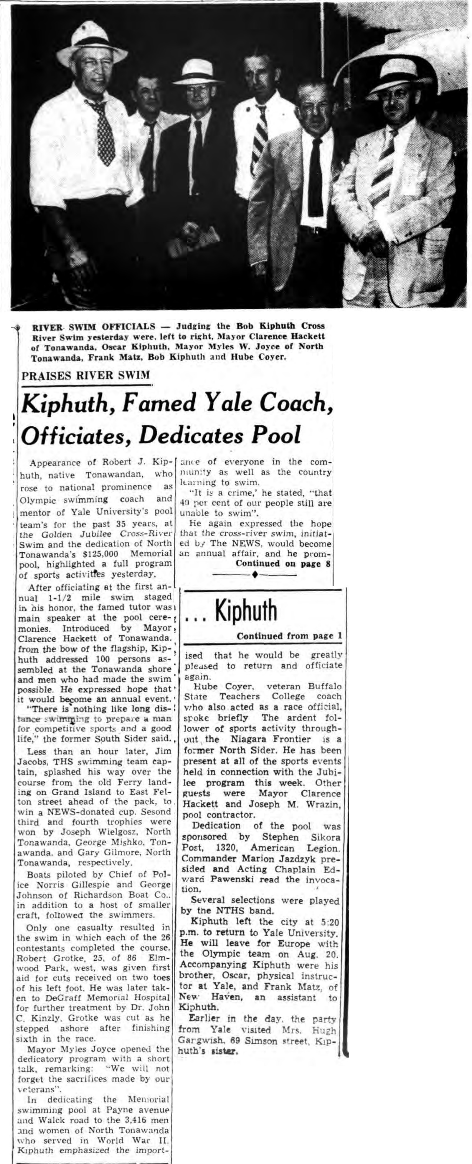 Kiphuth dedicates Memorial Pool (Tonawanda News, 1947-08-18).jpg
