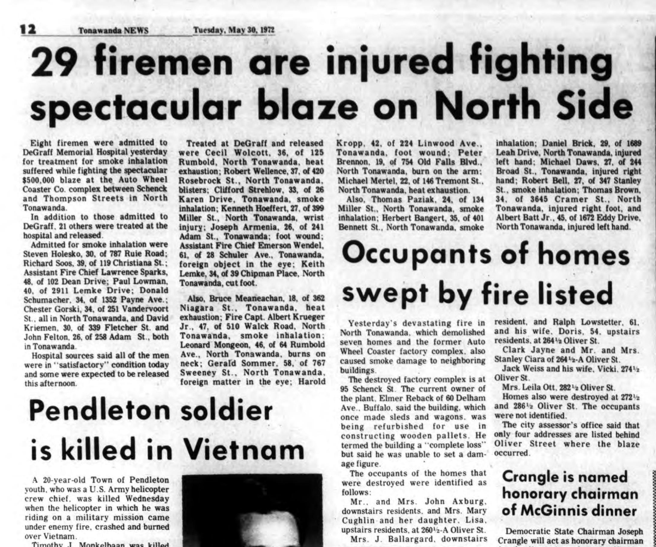 29 firemen injured fighting specactular blaze, article (1972-05-30).jpg
