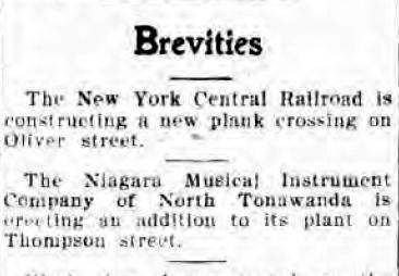 Niagara Musical Instrument Mfg. Co. erecting addition (Tonawanda News, c1910-06).jpg