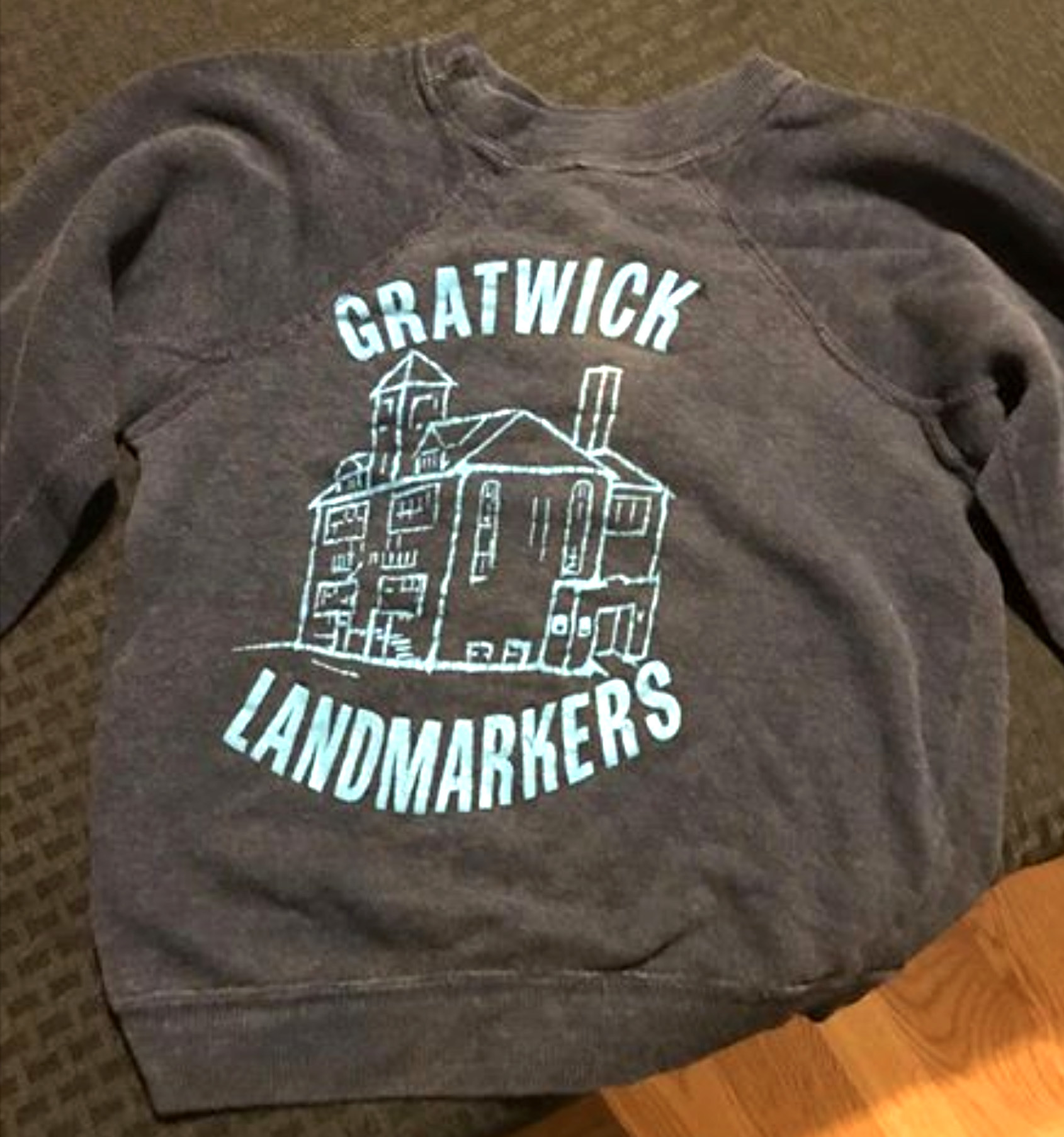 Gratwick Landmarkers, sweatshirt (1979).jpg