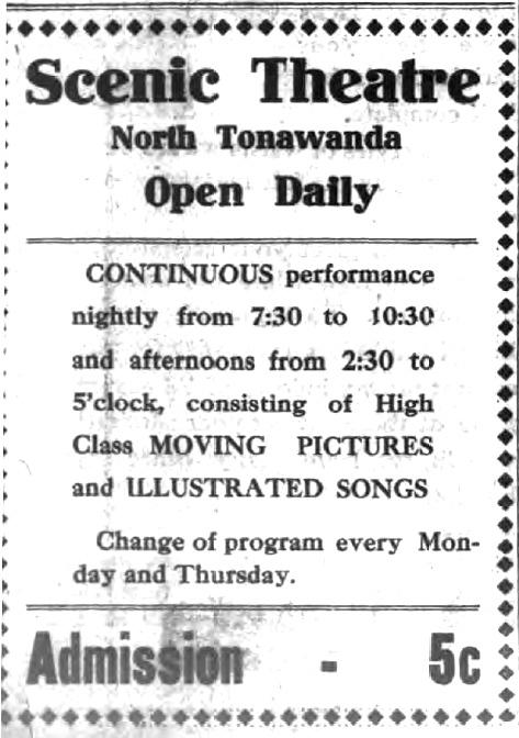 Scenic Theatre, ad (Tonawanda News, 1907-06-13).jpg