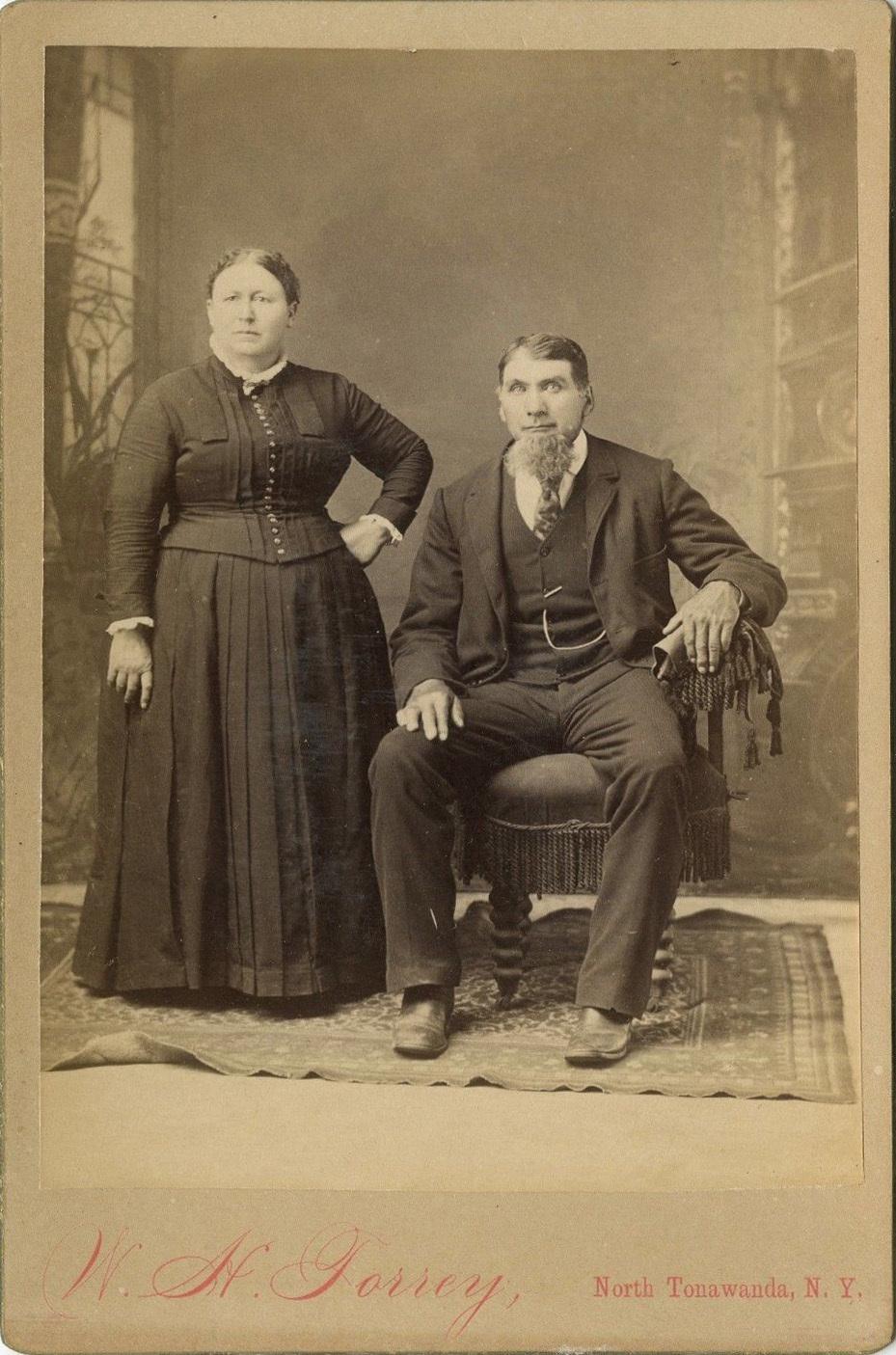 Portrait of a couple, W. H. Torrey studio, photo cabinet card.jpg