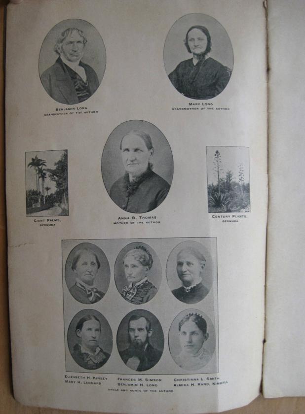 Genealogy of Benjamin Long, photo page (1898).jpg