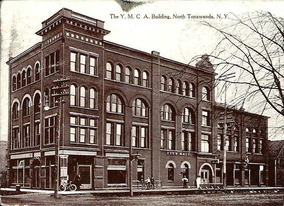 YMCA Building, postcard (1908).jpg