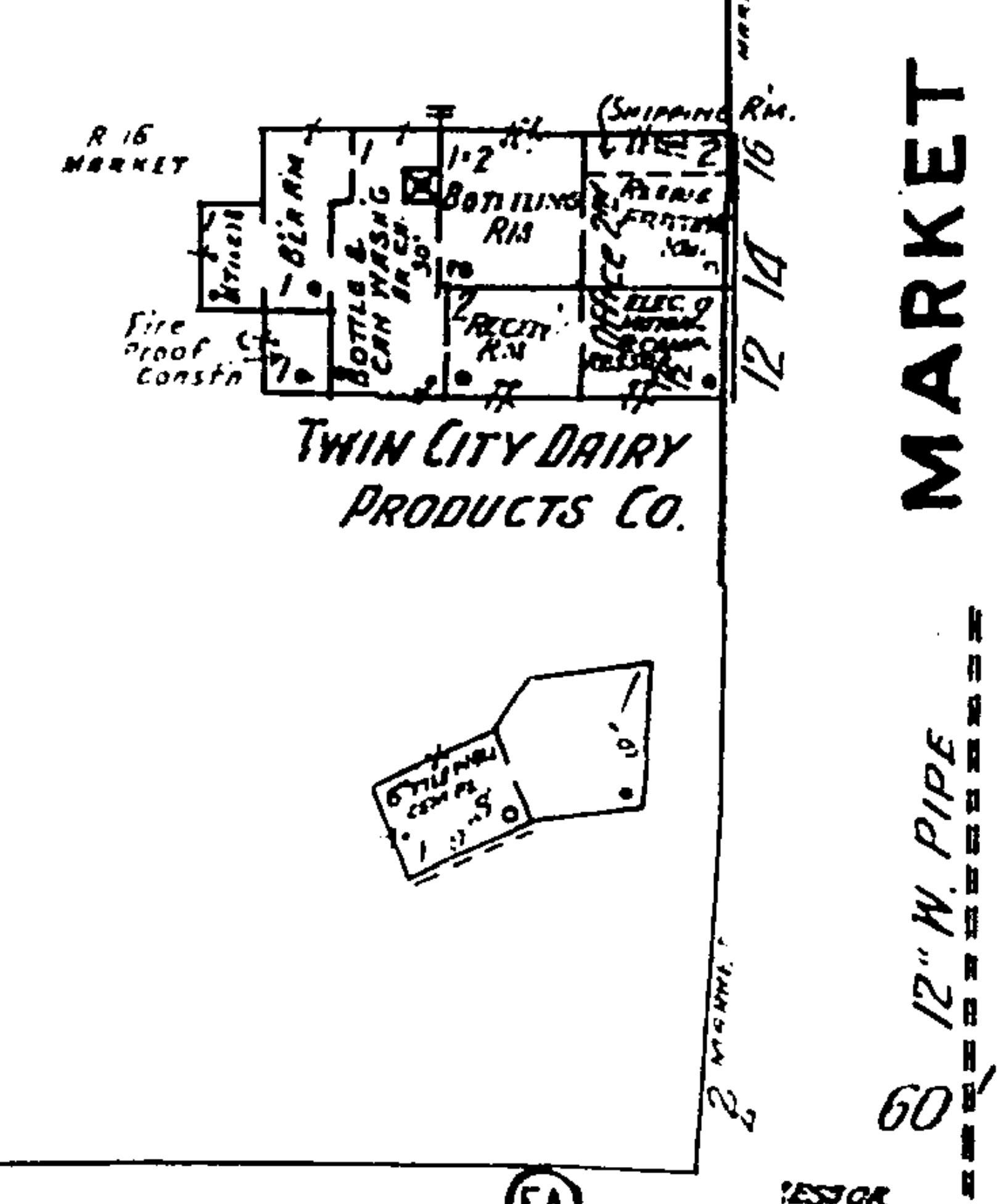 Twin City Dairy, map (Sanborn, 1951-01).jpg