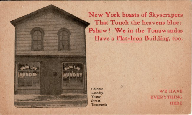 Chinese Wong Law Laundry, Young Street, postcard (c1900).jpg