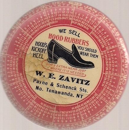 W.E. Zavitz, Payne and Schenck, calendar (1913).jpg