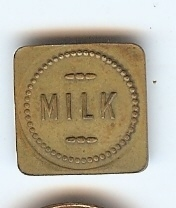 Felton Grade School North Tonawanda NY Lunch Milk Token-back .jpg
