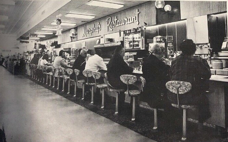Murphy's Restaurant counter, photo (c1975).jpg