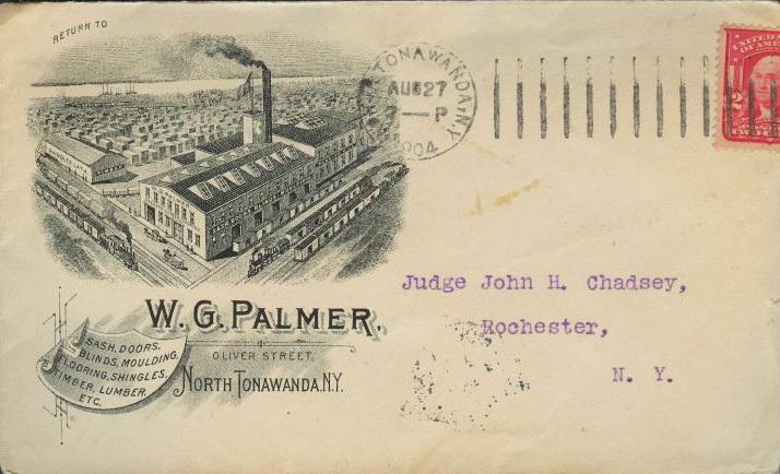 W.G. Palmer lumber, illustrated envelope (1904).jpg