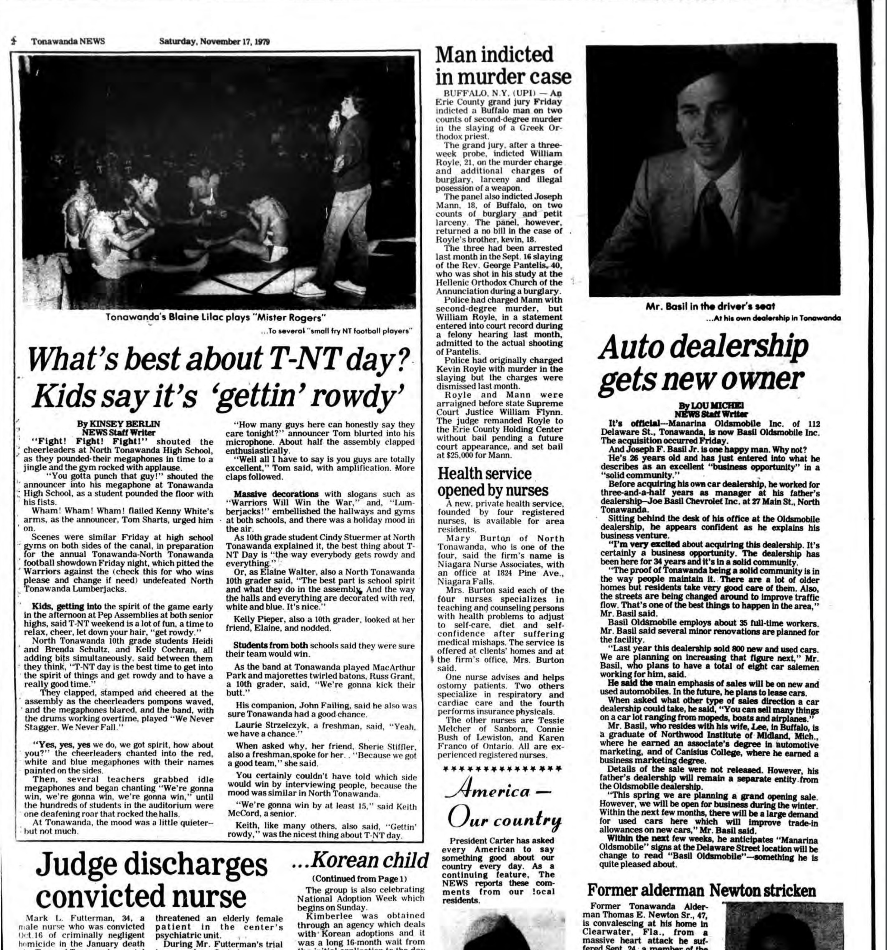 Whats best about T-NT day, article (Tonawanda News, 1979-11-17).jpg
