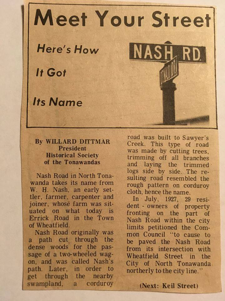 Meet Your Street - Nash Rd (Tonawanda News).jpg