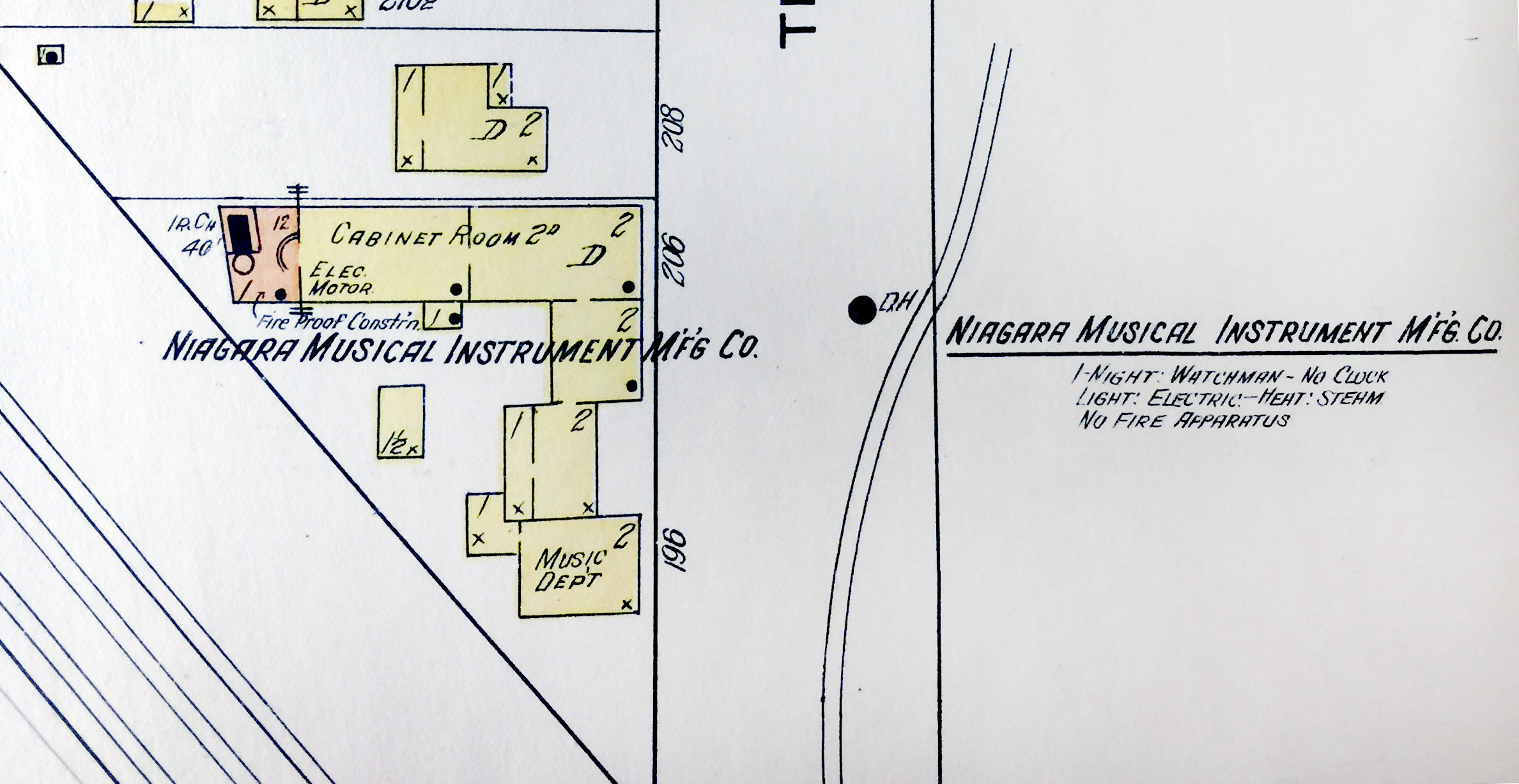 Niagara Musical Instrument Mfg Co. 2, map detail (Sanborn Map Company, 1910, 1913).jpg