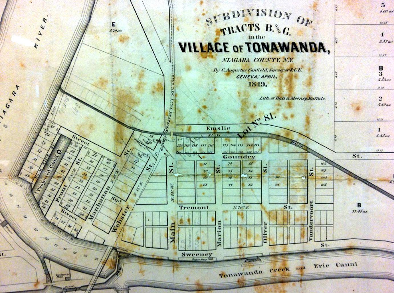 Village of Tonawanda, map (1849).jpg